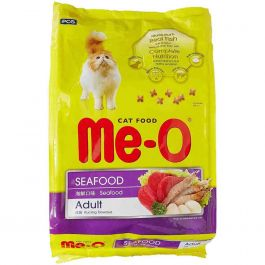 Me-O Cat Food Complete Nutrition Seafood 450gr