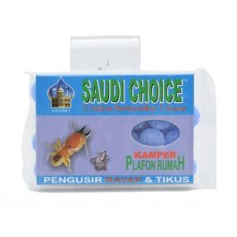 Saudi Choice Camphor To Repel Insects 40gr