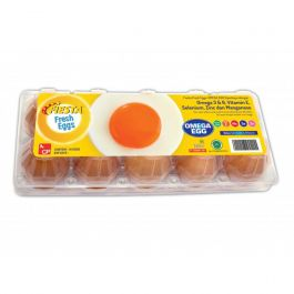 Fiesta Fresh Eggs Omega 10S