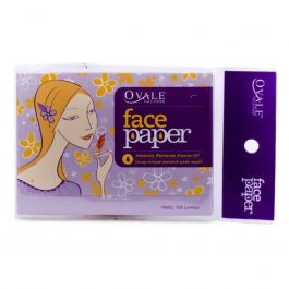 Ovale Face Paper 100S