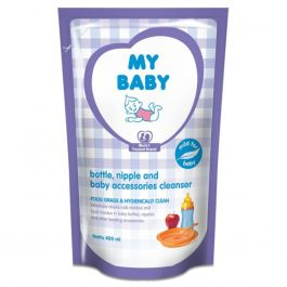 My Baby Bottle, Nipple & Baby Accessories Cleanser 400ml