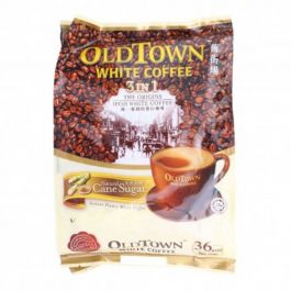 Old Town White Coffee 3in1 Cane Sugar Kopi 40gr