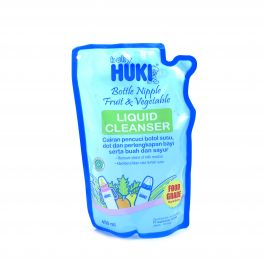 Huki Liquid Cleanser Pouch 450ML